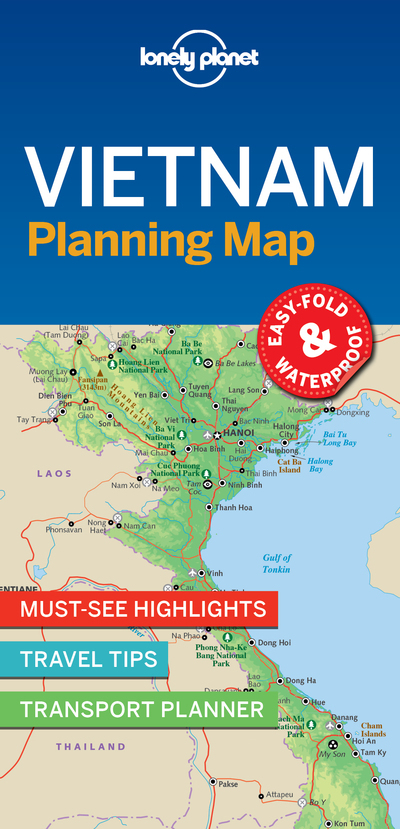 VIETNAM PLANNING MAP 1ED -ANGLAIS-