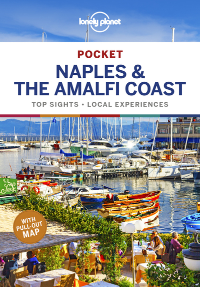 NAPLES & THE AMALFI COAST POCKET 1ED -ANGLAIS-