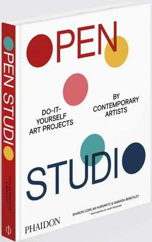 OPEN STUDIO - DO-IT-YOURSELF ART PROJECTS BY CONTEMPORARY ARTISTS