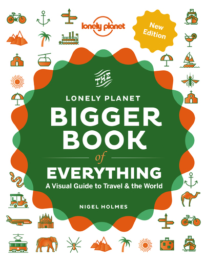 THE BIGGER BOOK OF EVERYTHING 1ED -ANGLAIS-