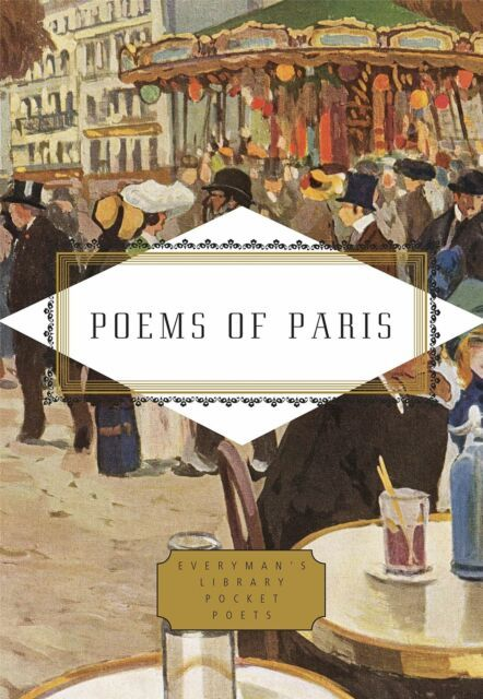 POEMS OF PARIS /ANGLAIS