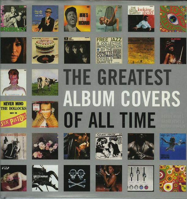 GREATEST ALBUM COVERS OF ALL TIME