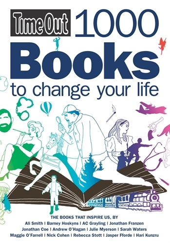 """""""TIME OUT"""" 1000 BOOKS TO CHANGE YOUR LIFE"""
