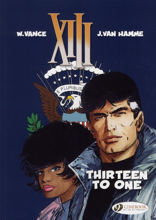 XIII - TOME 8 THIRTEEN TO ONE - VOL08
