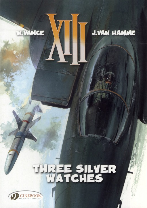 XIII - TOME 11 THREE SILVER WATCHES - VOL11