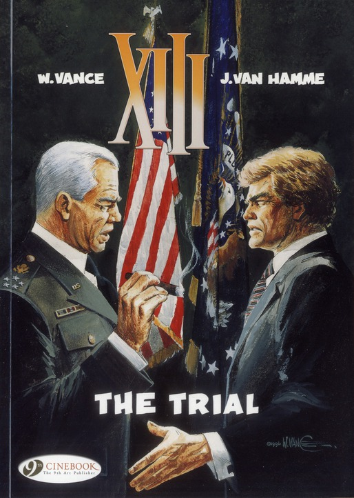 XIII - TOME 12 THE TRIAL - VOL12