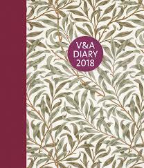 V&A POCKET DIARY 2018 /ANGLAIS