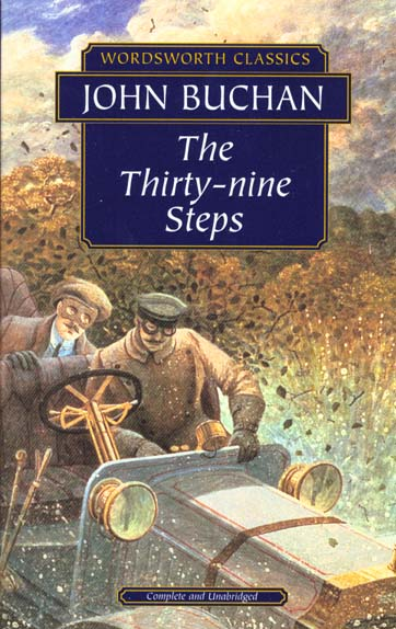 THIRTY NINE STEPS