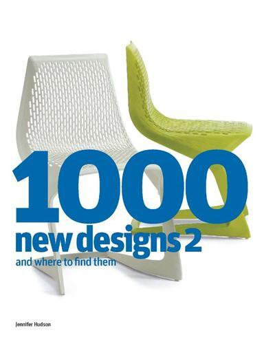 1000 NEW DESIGNS 2 AND WHERE TO FIND THEM /ANGLAIS