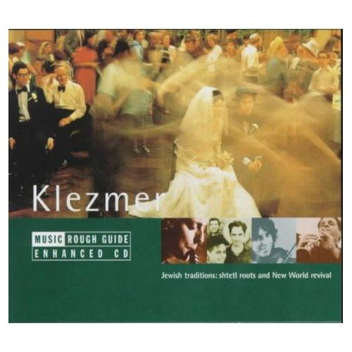 *KLEZMER MUSIC CD*