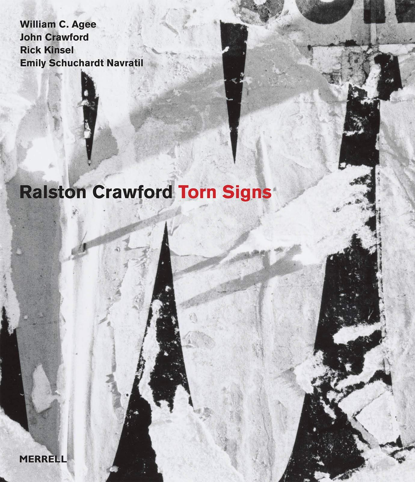 RALSTON CRAWFORD-TORN THINGS