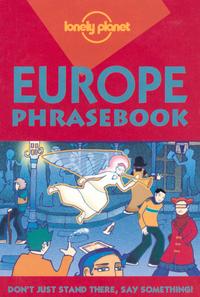 EUROPE PHRASEBOOK  3E ED *** ENGLISH ***