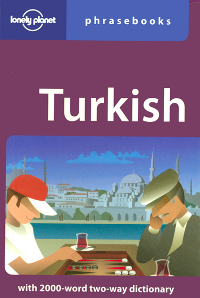 TURKISH PHRASEBOOK  3E ED *** ENGLISH ***