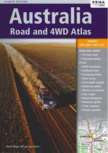 **AUSTRALIA ROAD & 4WD ATLAS SP