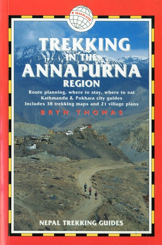 **TREKKING IN THE ANNAPURNA