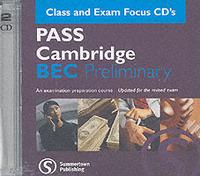 BEC PRELIMINARY CLASS CD (2)