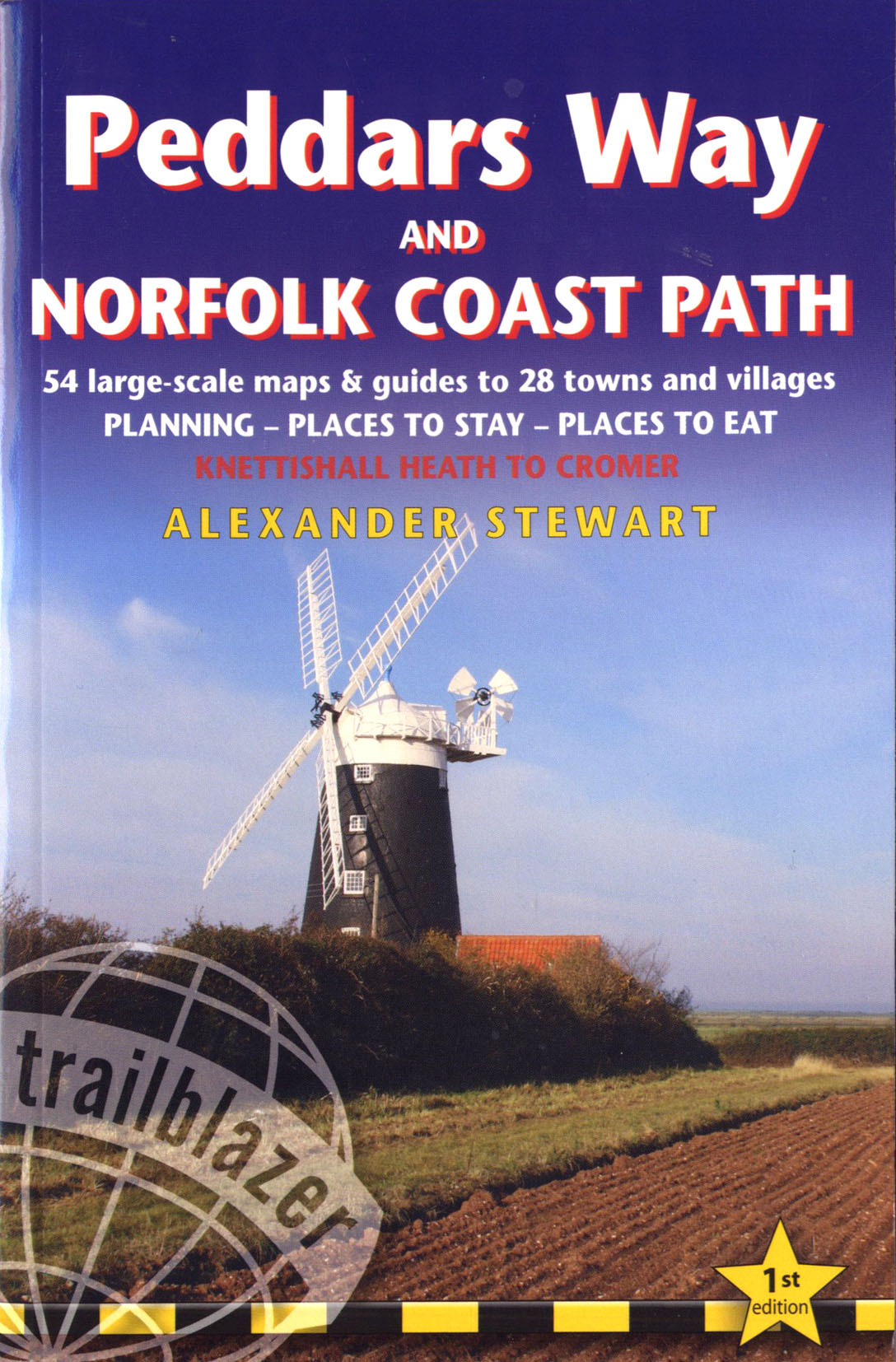 PEDDAR'S WAY AND NORFOLK COAST PATH