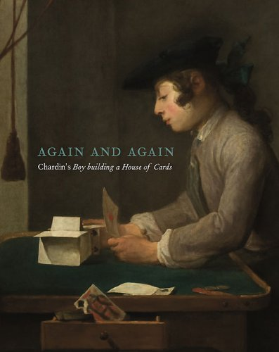 TAKING TIME - CHARDIN'S BOY BUILDING A HOUSE OF CARDS