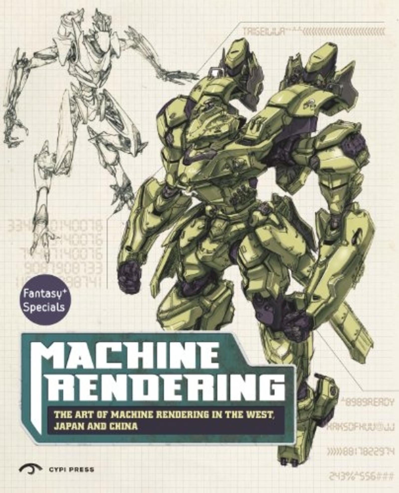 MACHINE RENDERING