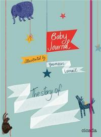 BABY JOURNAL /ANGLAIS