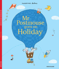 MR POSTMOUSE GOES ON HOLIDAY /ANGLAIS