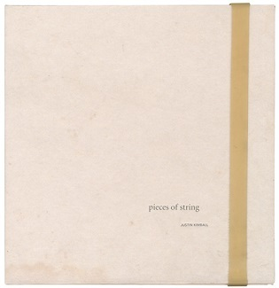 JUSTIN KIMBALL: PIECES OF STRING /ANGLAIS