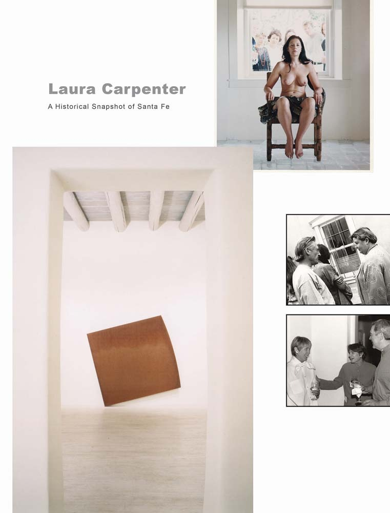 LAURA CARPENTER GALLERY YEARS 1974-1996 /ANGLAIS
