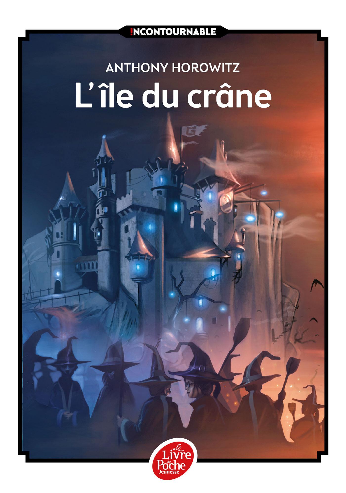 DAVID ELIOT - TOME 1 - L'ILE DU CRANE