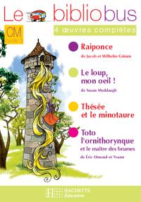 LE BIBLIOBUS N  22 CM - RAIPONCE - CAHIER D'ACTIVITES - ED.2007