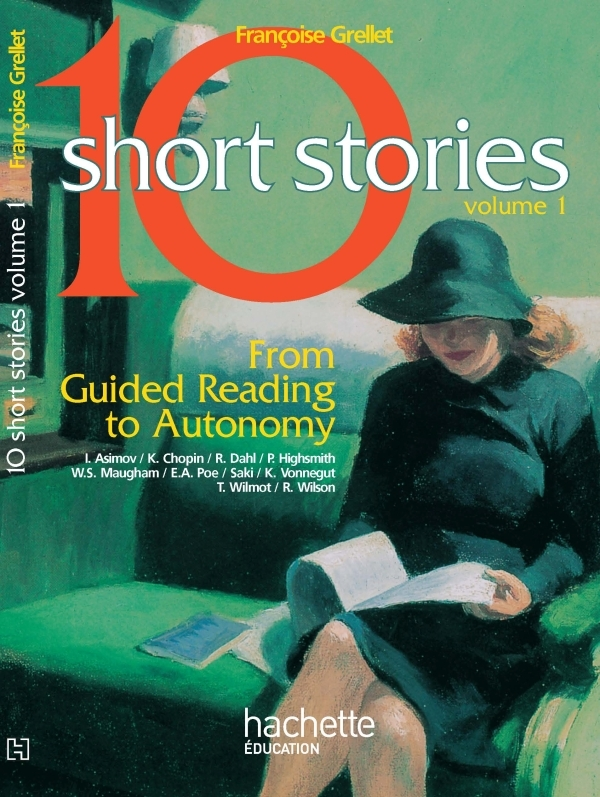 10 SHORT STORIES VOLUME 1 - ANGLAIS - LIVRE DE L'ELEVE - EDITION 2000