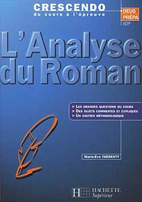 L'ANALYSE DU ROMAN