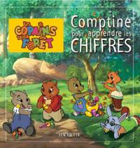 COMPTINE POUR APPRENDRE LES CHIFFRES - COPAINS DE LA FORET