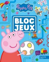 PEPPA PIG - BLOC JEUX