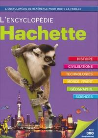L'ENCYCLOPEDIE HACHETTE