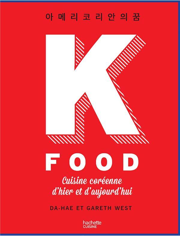 K-FOOD - CUISINE COREENNE