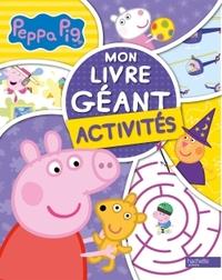 PEPPA PIG - MON LIVRE GEANT - ACTIVITES