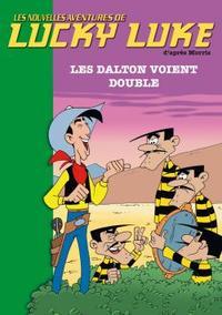 LUCKY LUKE 10 - LES DALTON VOIENT DOUBLE