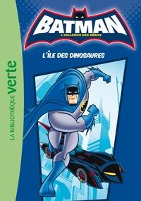 BATMAN 01 - L'ILE DES DINOSAURES