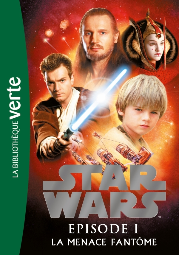 STAR WARS - LA MENACE FANTOME - LE ROMAN DU FILM