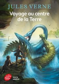 VOYAGE AU CENTRE DE LA TERRE - TEXTE ABREGE