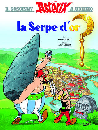 ASTERIX - LA SERPE D'OR - N 2