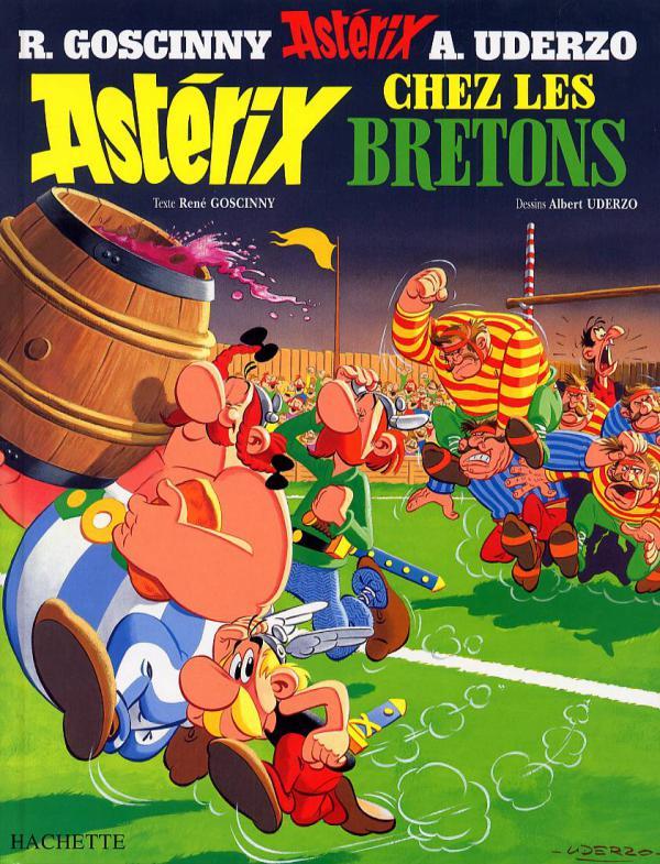 ASTERIX - ASTERIX CHEZ LES BRETONS - N 8 - T8