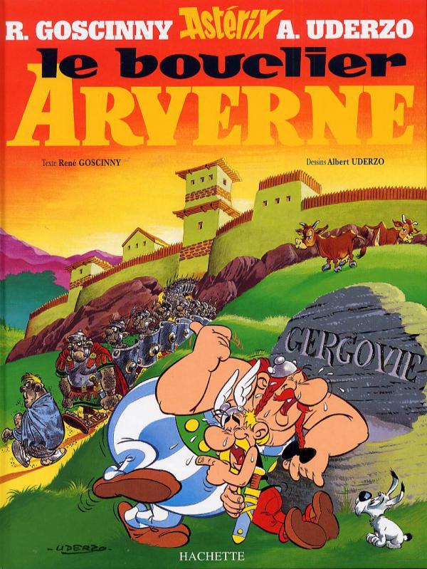 ASTERIX - LE BOUCLIER ARVERNE - N 11