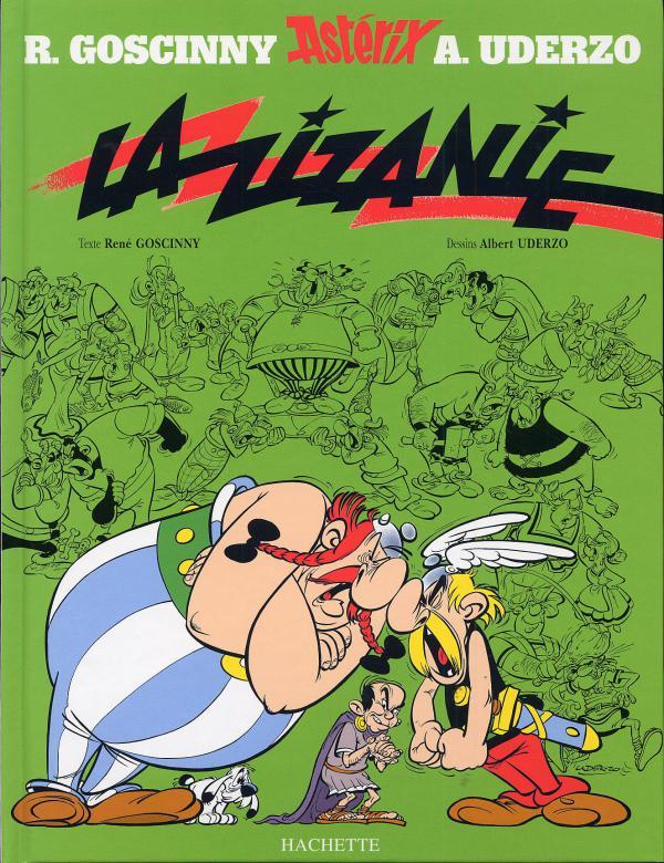 ASTERIX - LA ZIZANIE - N 15
