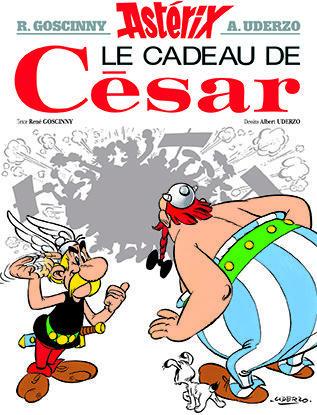 ASTERIX - LE CADEAU DE CESAR - N 21