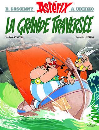 ASTERIX - LA GRANDE TRAVERSEE - N 22