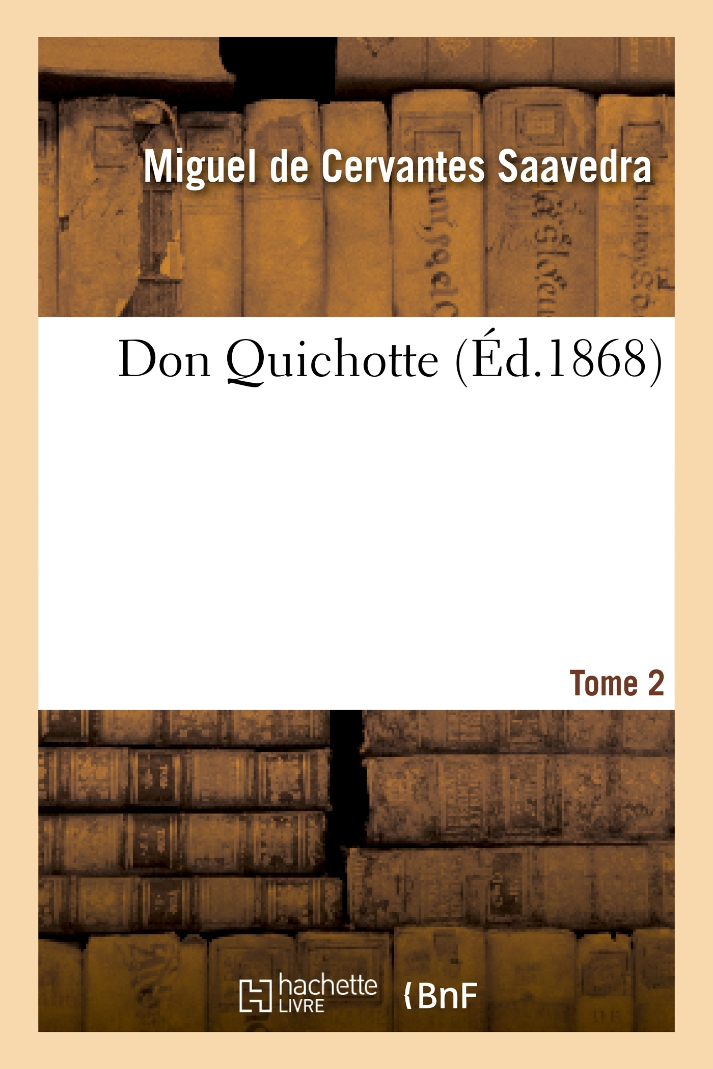 DON QUICHOTTE.TOME 2