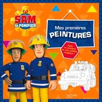 SAM LE POMPIER - MES PREMIERES PEINTURES