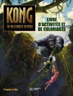 KING KONG - ACTIVITES ET COLORIAGES