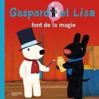 GASPARD ET LISA FONT DE LA MAGIE